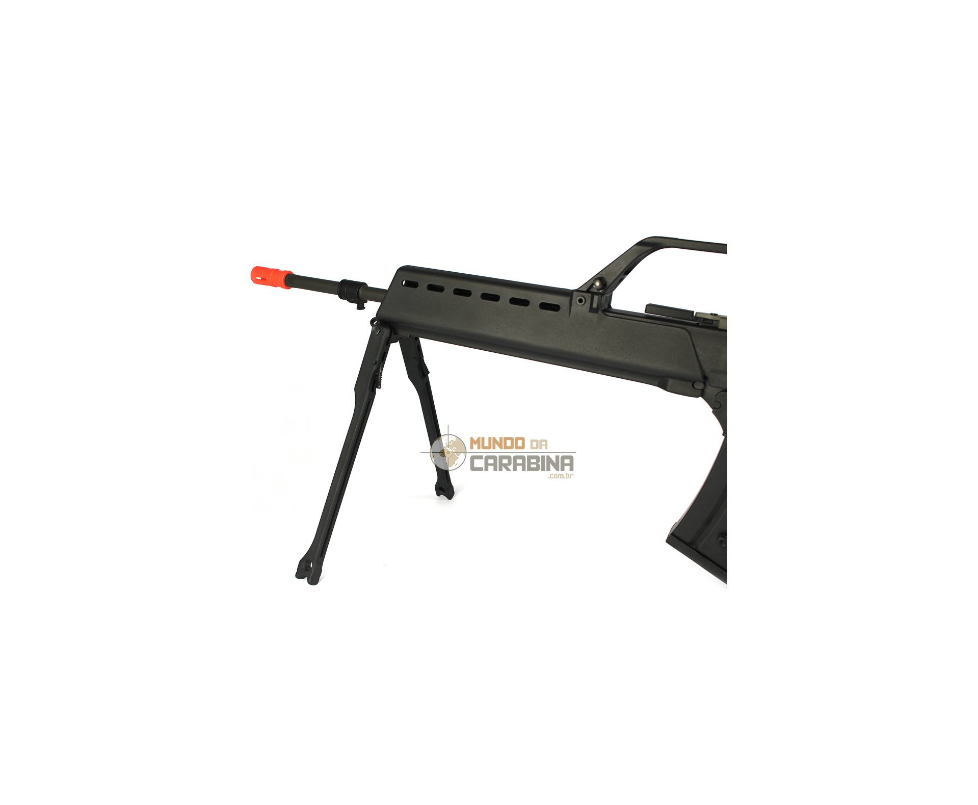 Rifle De Airsoft G36 Long Blowback - Cal 6.0mm - Ares