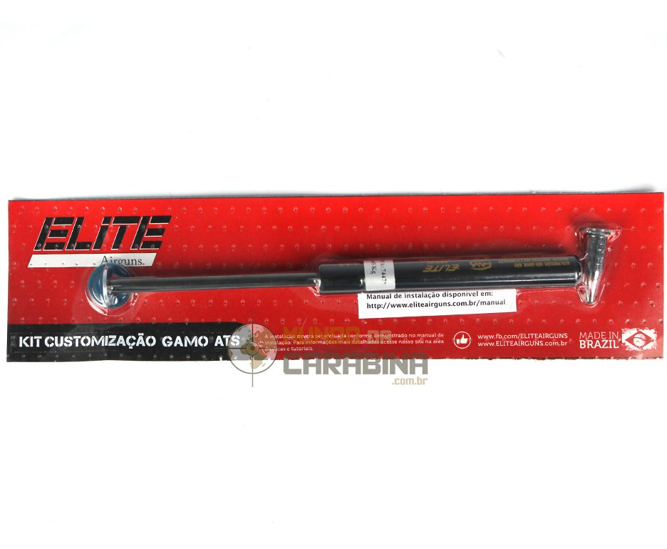 Kit Customização Standard Gamo Ats 45kg - Elite Airguns