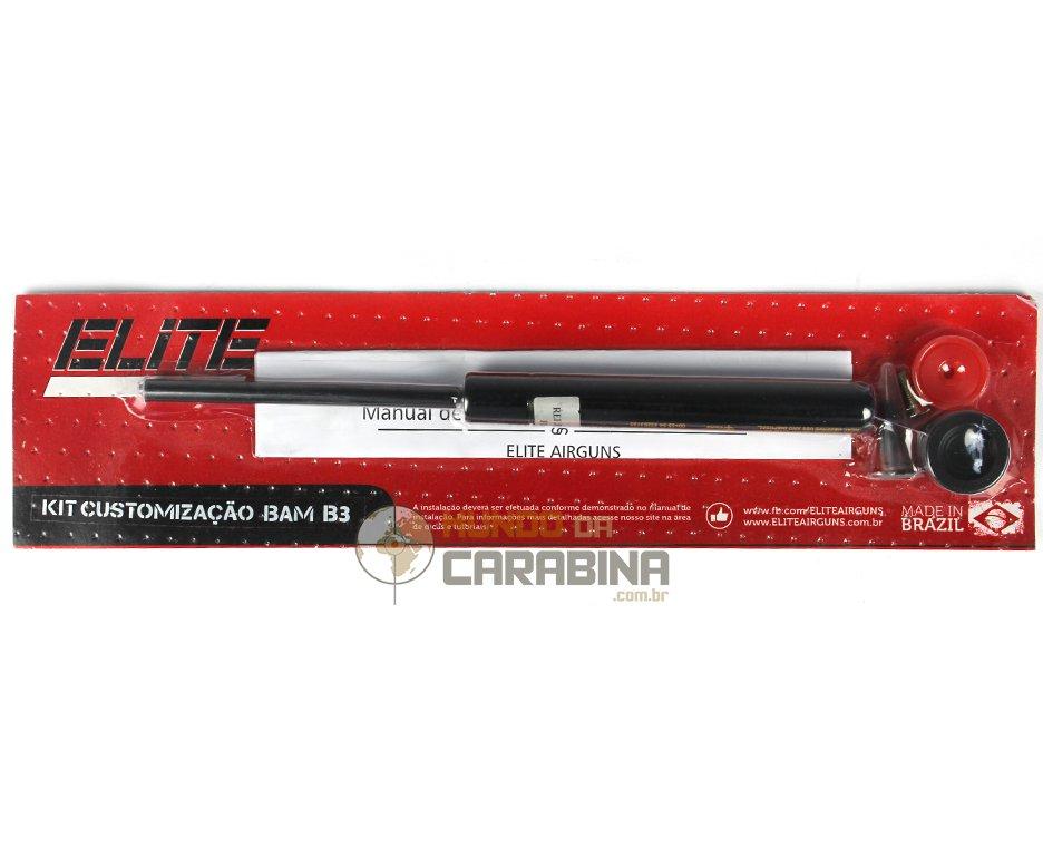 Kit Customização Standard B3 - 40 Kg Gr 7404 Elite Airguns