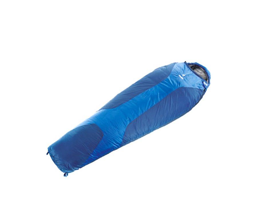 Saco De Dormir Orbit+5 Faixa De +9°c A -9°c Azul - Deuter