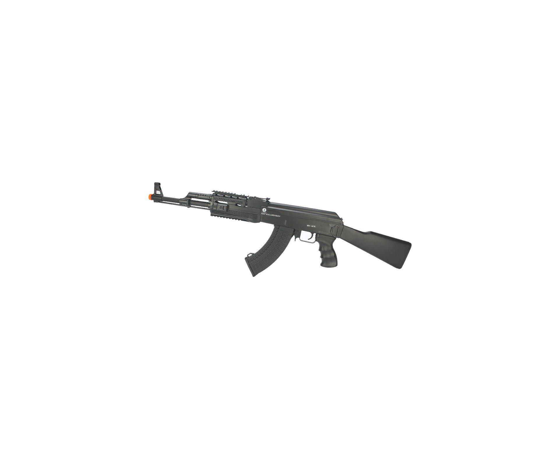 Rifle De Airsoft Ak 47 Tactical Fsv Full - Cal 6,0mm - Cybergun