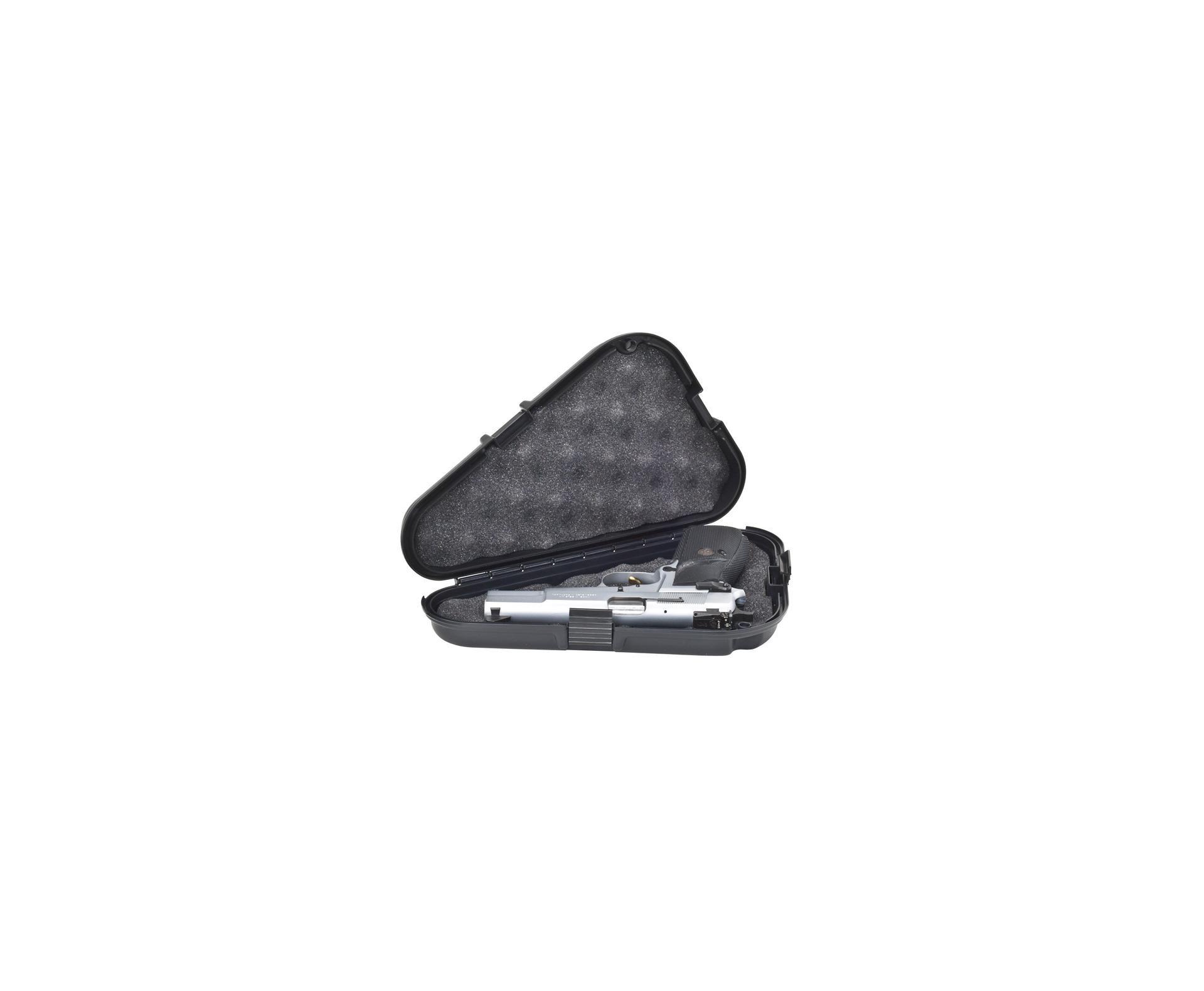 Caixa (case) Para Arma Curta - Gun Guard 1423-00 - Plano