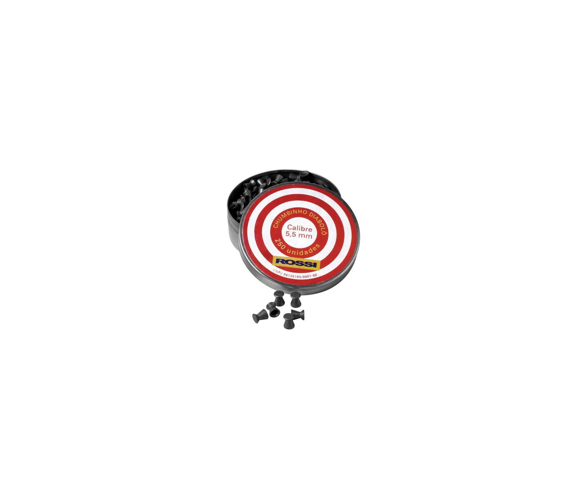 Carabina De Pressão Sag Ar1000 Gr Cal 5,5   Chumbinhos   Luneta 4x32   Capa