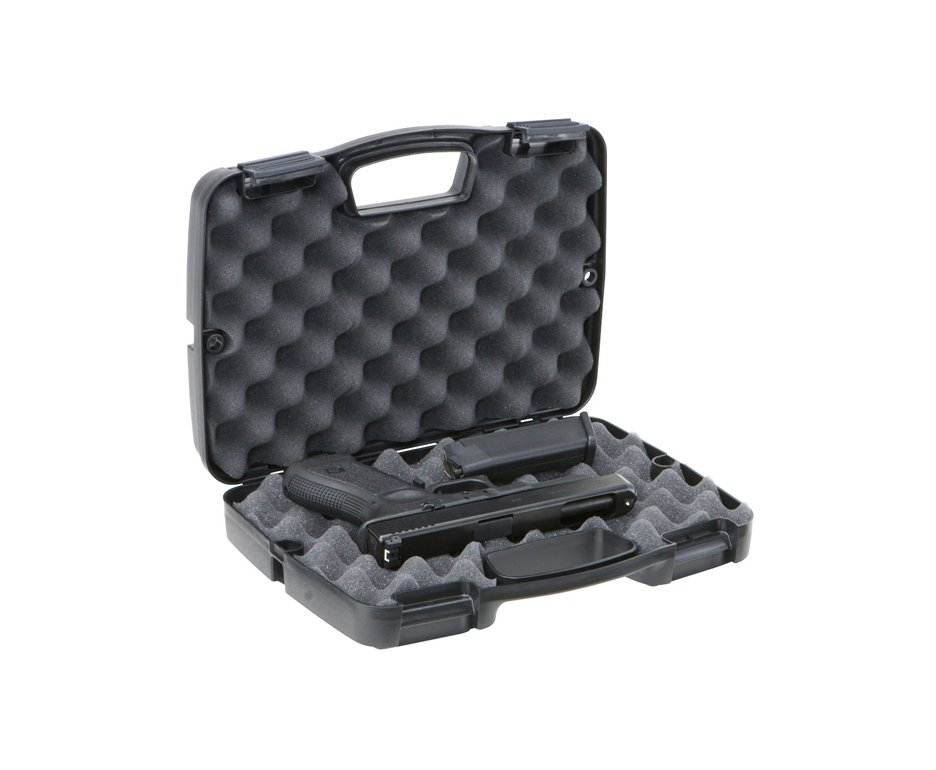 Caixa (case) Para Arma Curta - Gun Guard 10-10137 Se - Plano