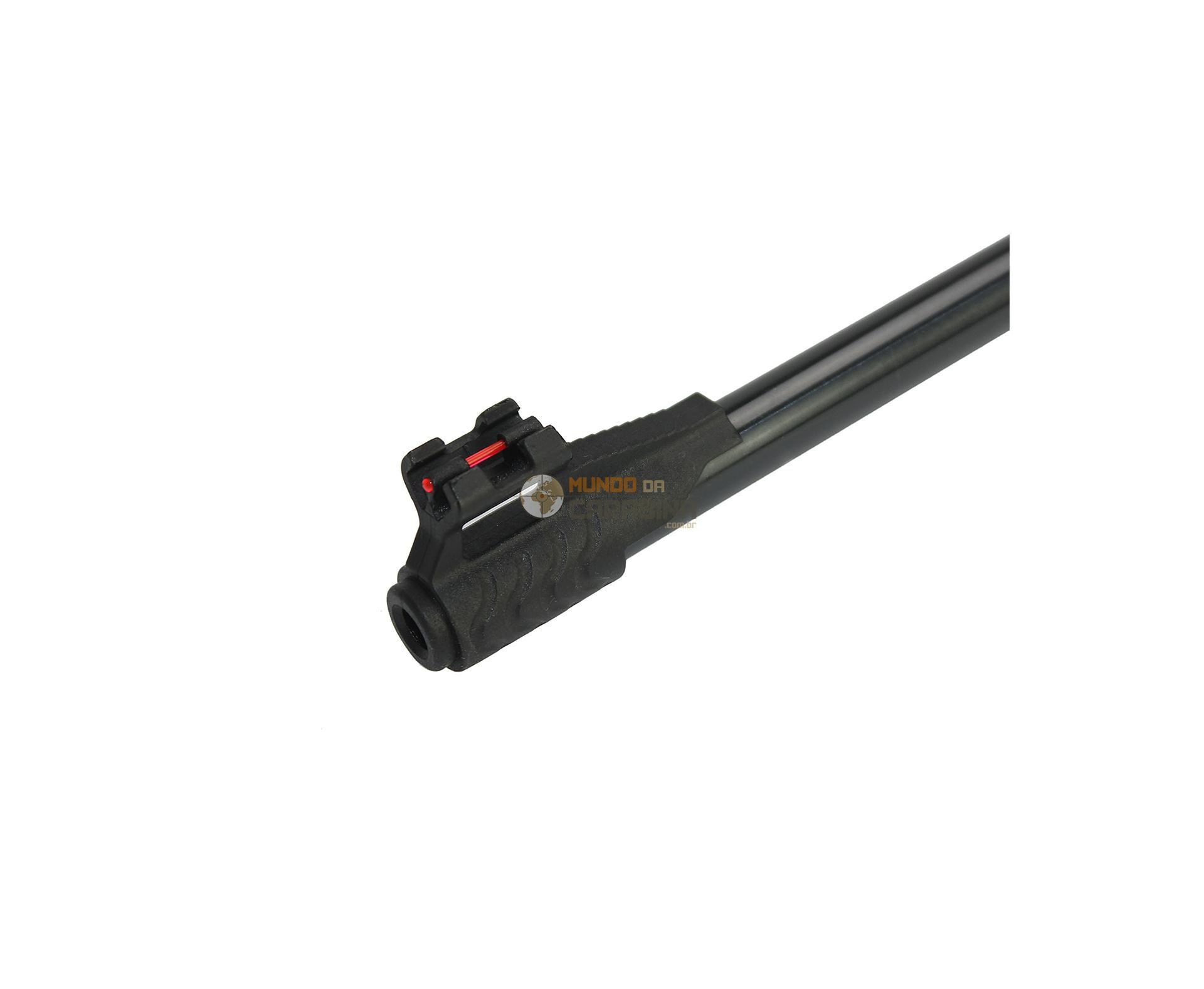 "Carabina De Pressão Hatsan Ht 80 - Calibre 4,5 Mm - Sistema Sas + Capa 45"""