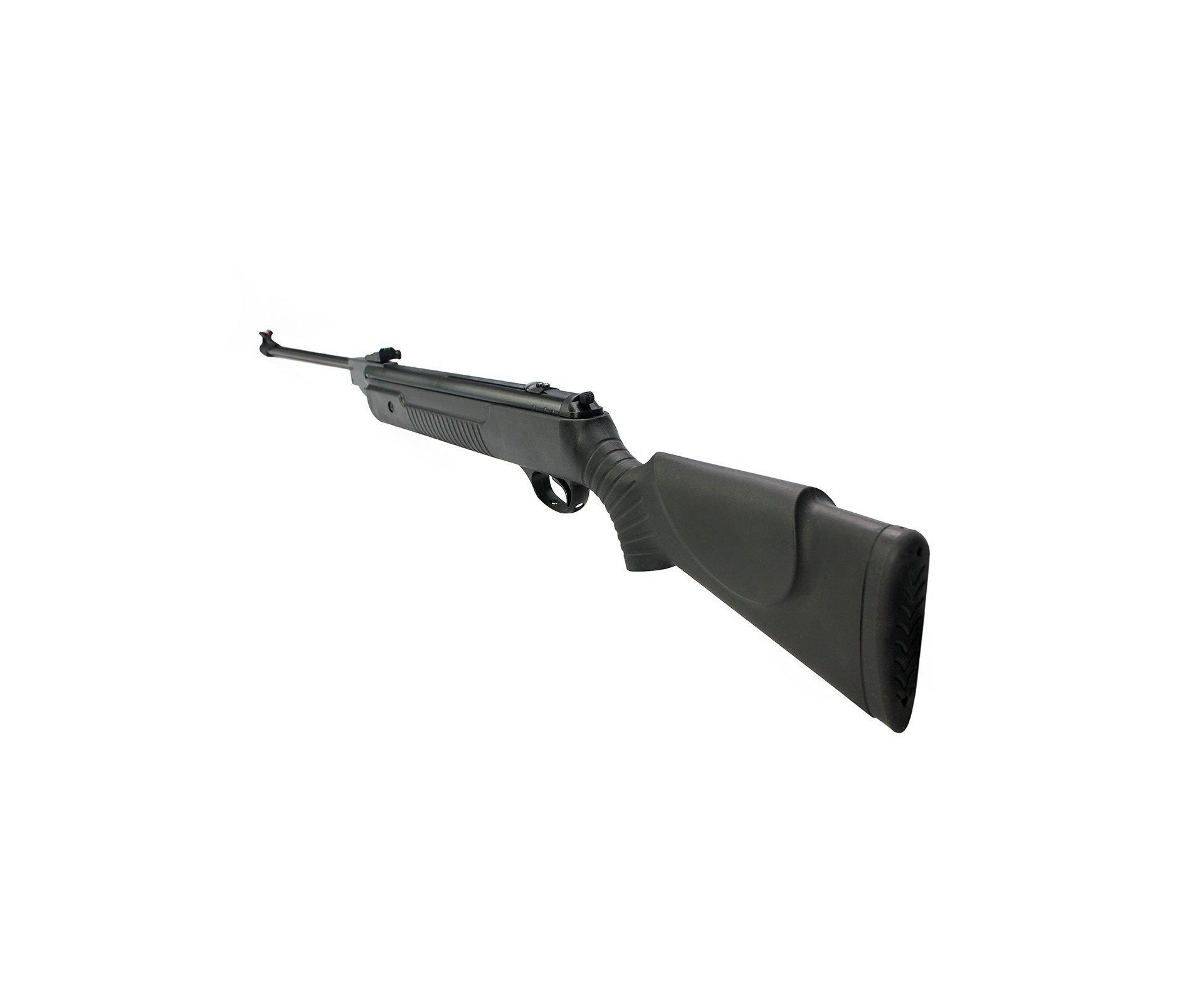 """Carabina De Pressão Ht 80 - Calibre 4,5 Mm - Com Pistão Pneumático + Capa 45"""" - Hatsan"""