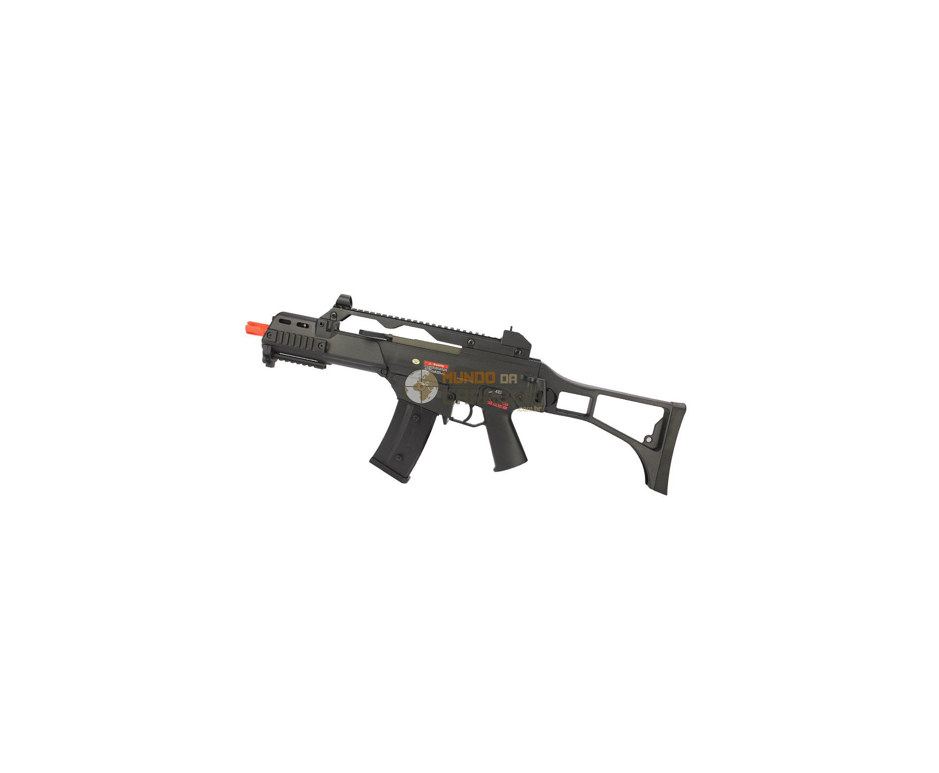 Rifle De Airsoft G36 Full Metal Blowback - Cal 6.0mm - Ares