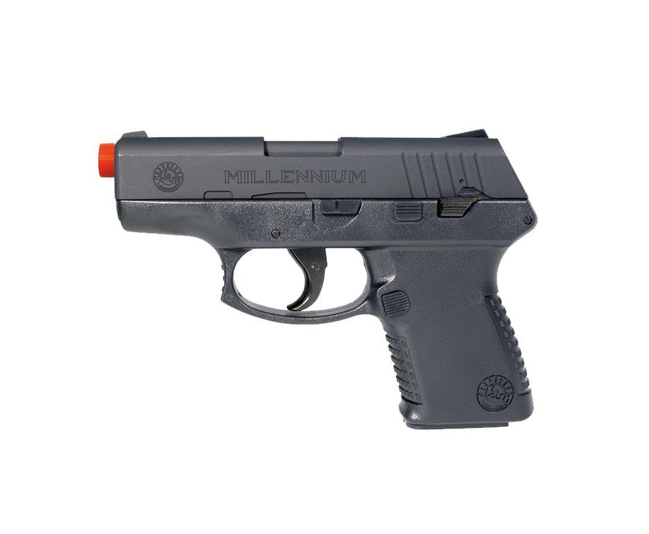 Pistola De Airsoft Taurus Millenium Pt111 - Spring - Plast Bb 6mm