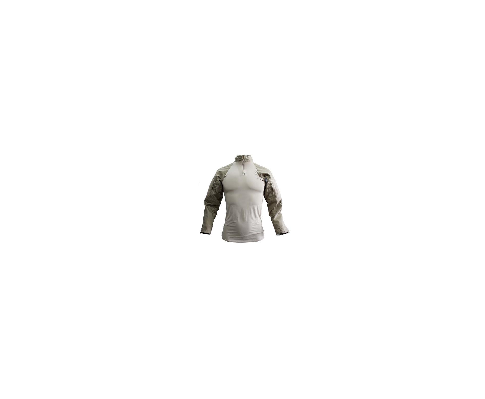 Camisa Combat Shirt Dacs - Coyote