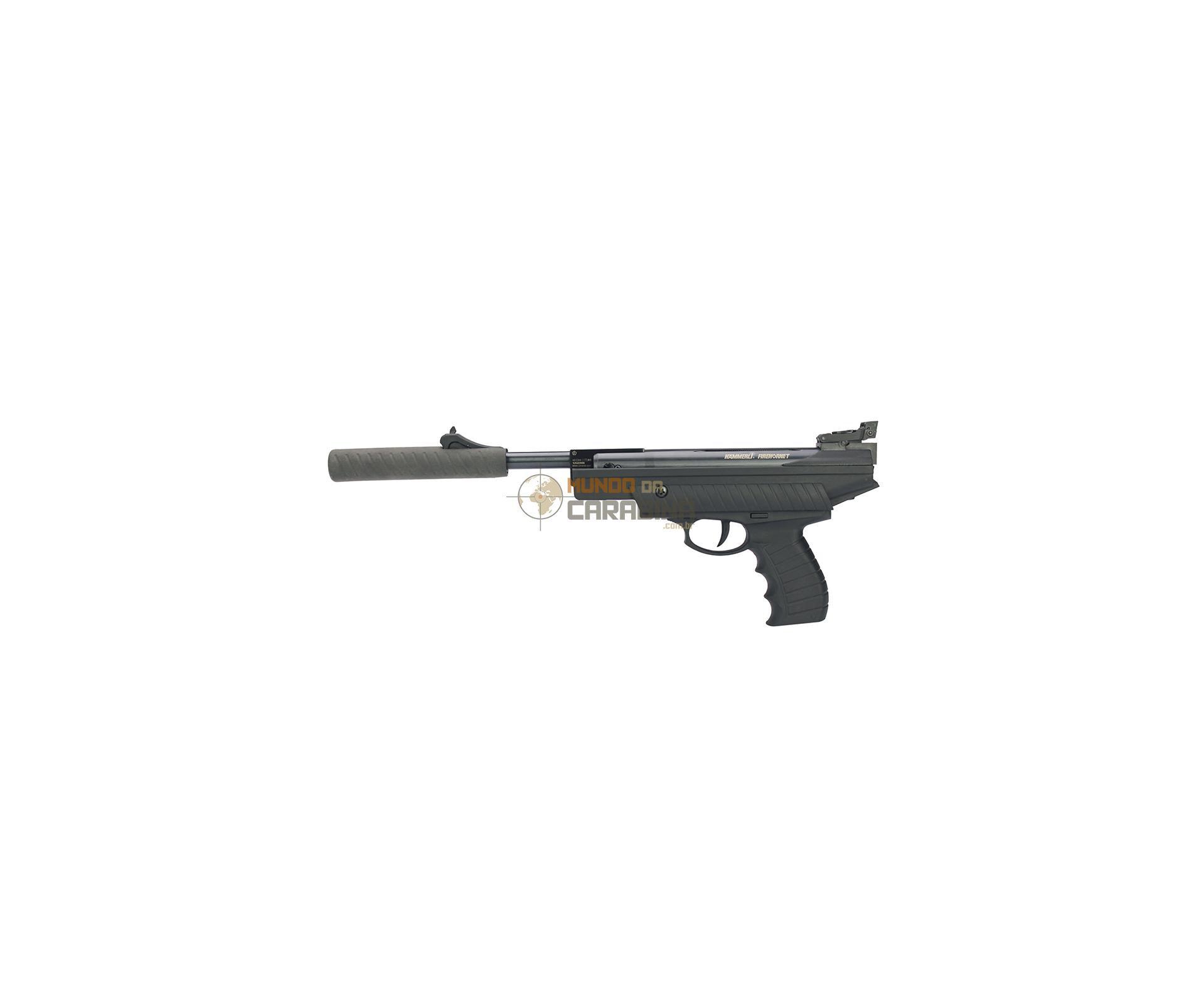 Pistola De Pressão Firehornet Cal 4,5mm - Hammerli