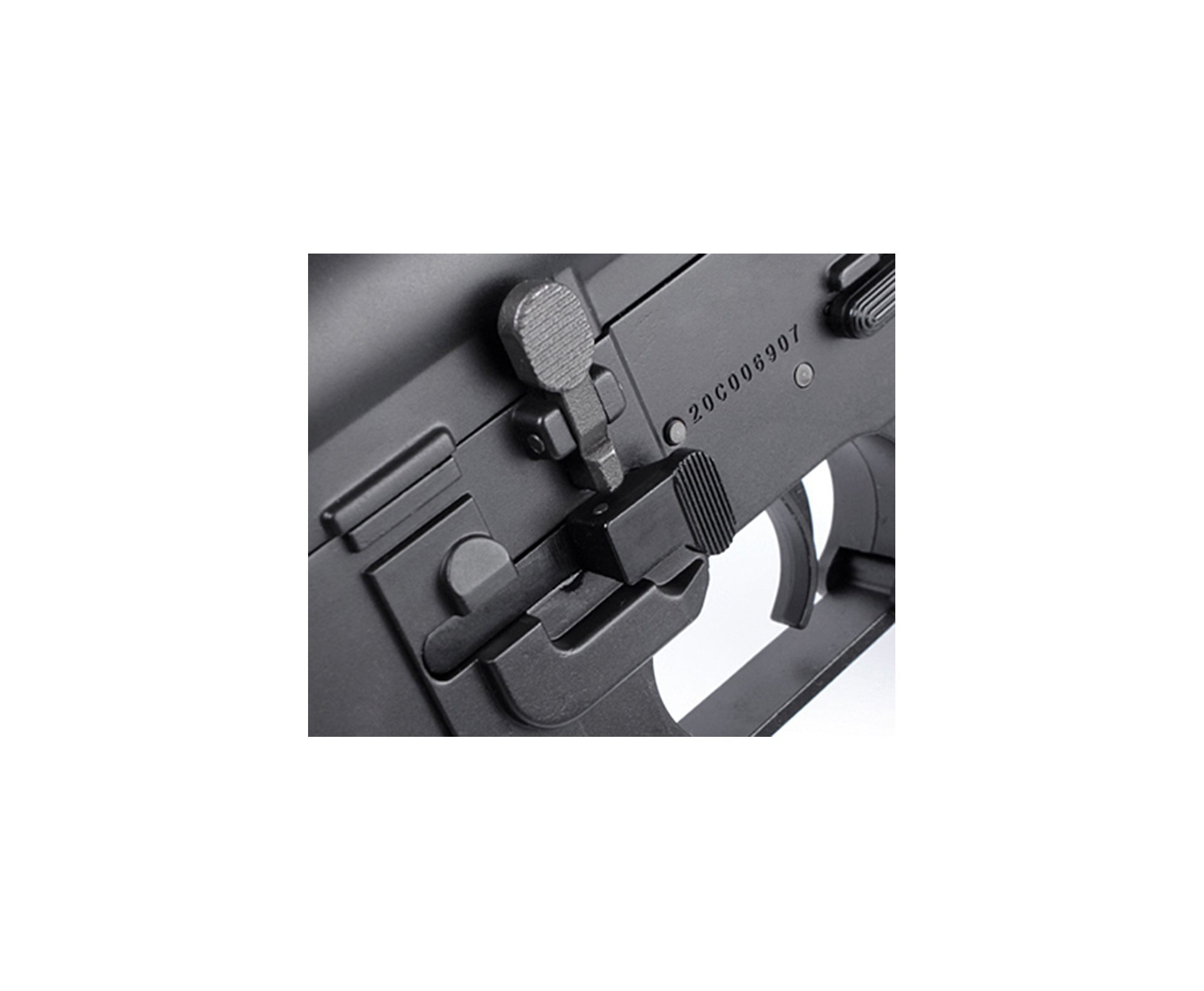 Rifle De Airsoft Sig Sauer 516 Pdw Full Metal - Cal 6.0mm - King Arms