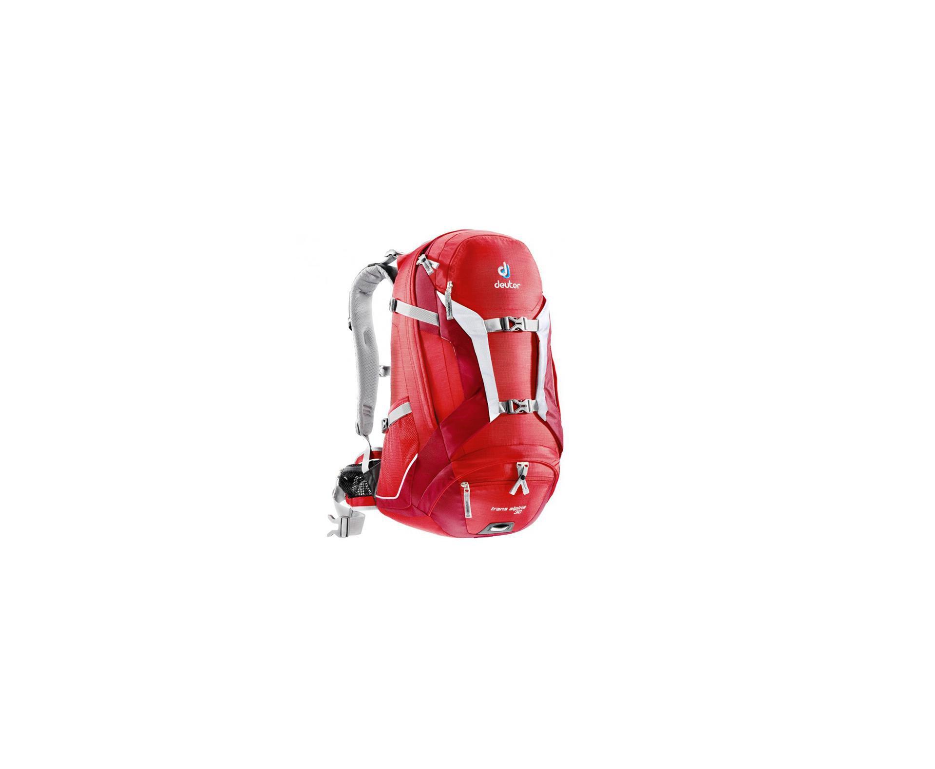 Mochila Trans Alpine 30 Vermelho - Deuter