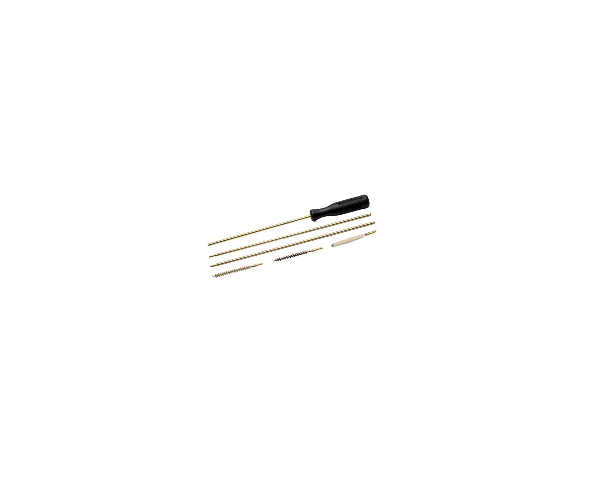 Kit De Limpeza Para Carabina Pressão - Calibre 5,5 Mm - Cbc