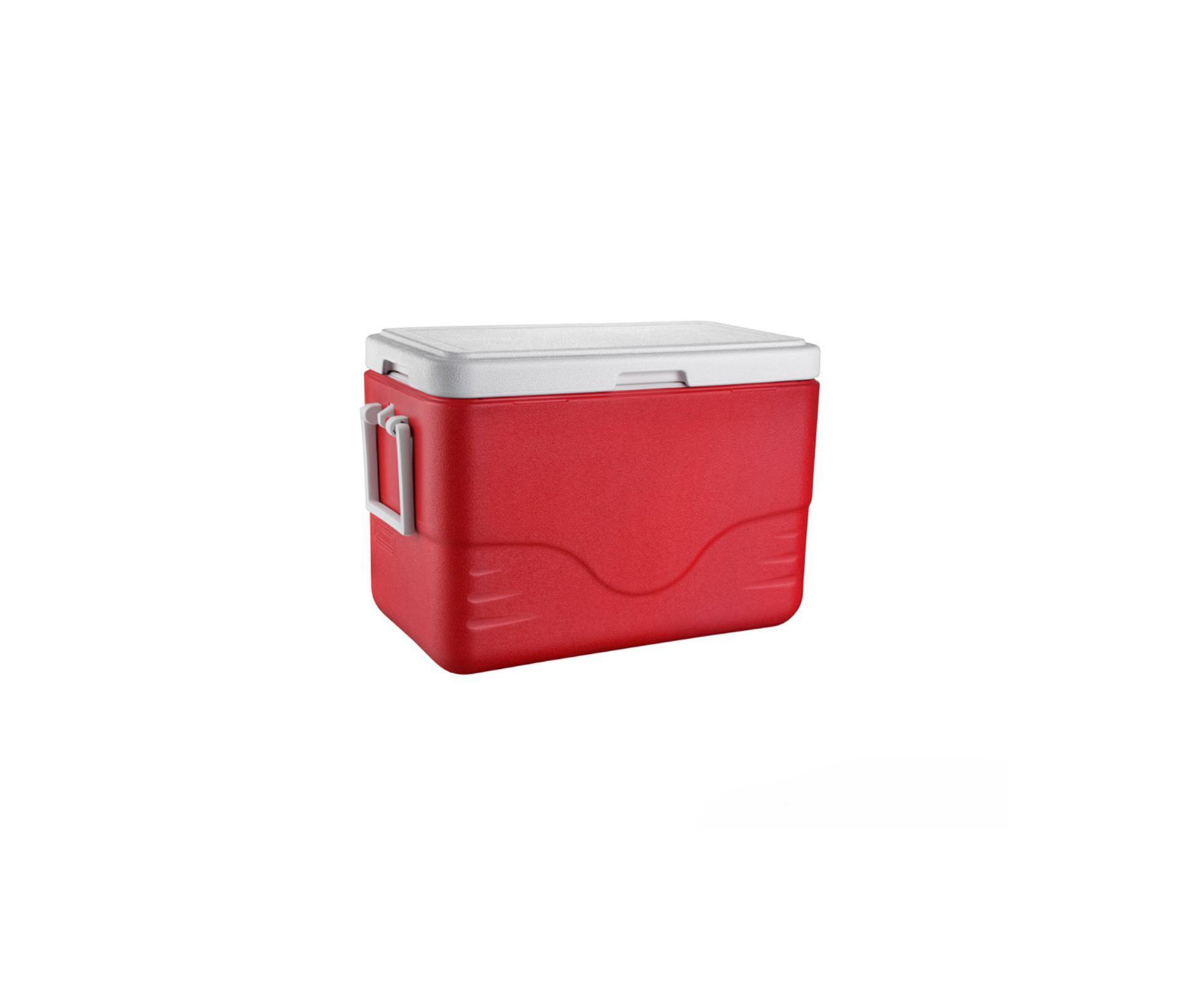 Caixa Térmica 28qt 26,5 Lts - Vermelha - Coleman