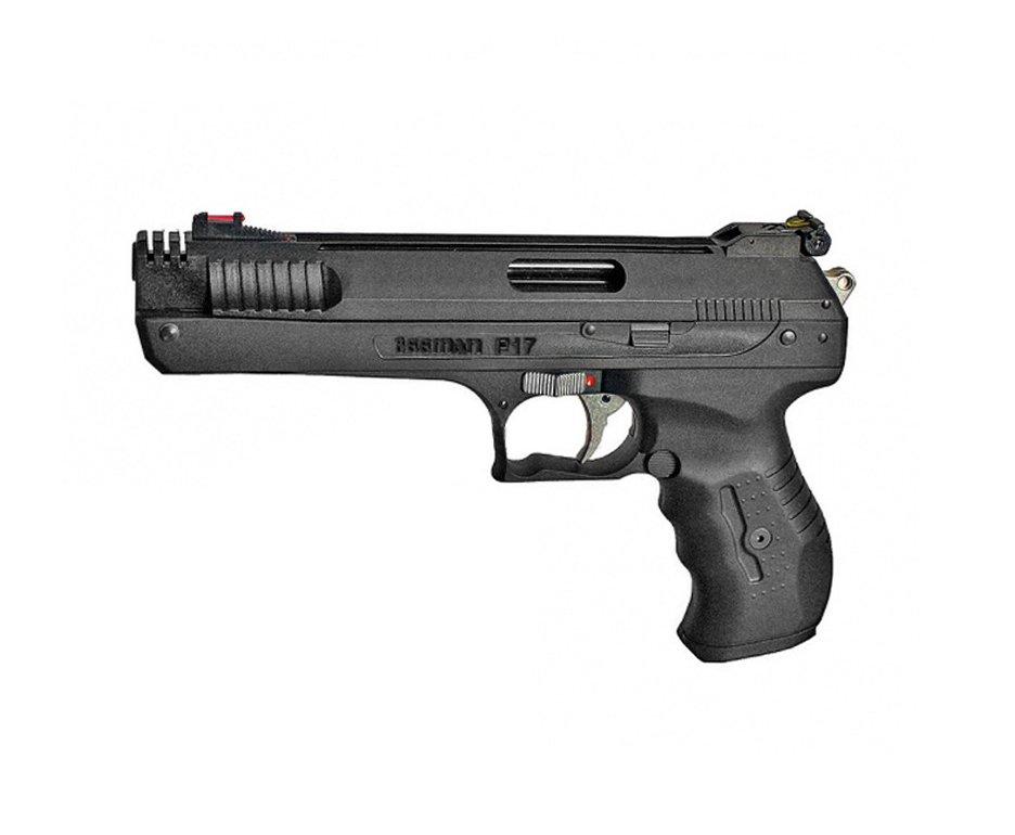 Pistola De Pressão Beeman 2004 P-17 - Calibre 4,5 Mm - New Generation - Beeman