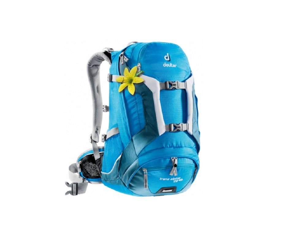 Mochila Trans Alpine 26 Sl - Azul -  Deuter
