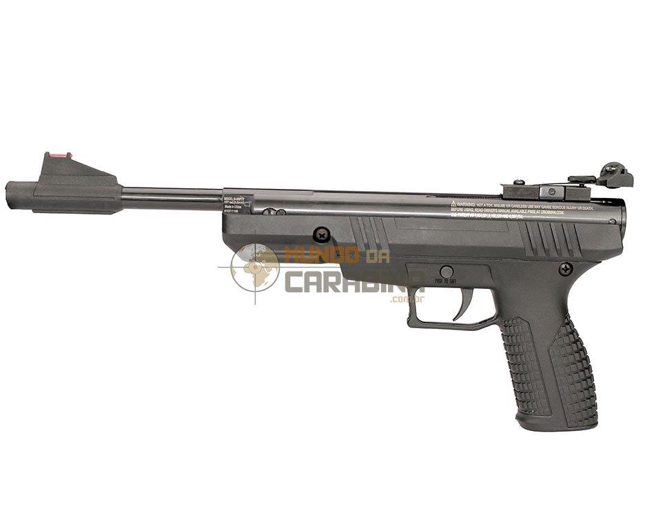 Pistola De Pressão Benjamin Trail Bbp77 Cal 4,5mm  Gas Ram - Crosman