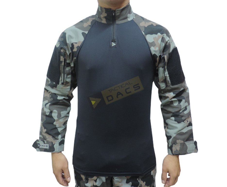 Camisa Combat Shirt Hrt - Urbano - Dacs
