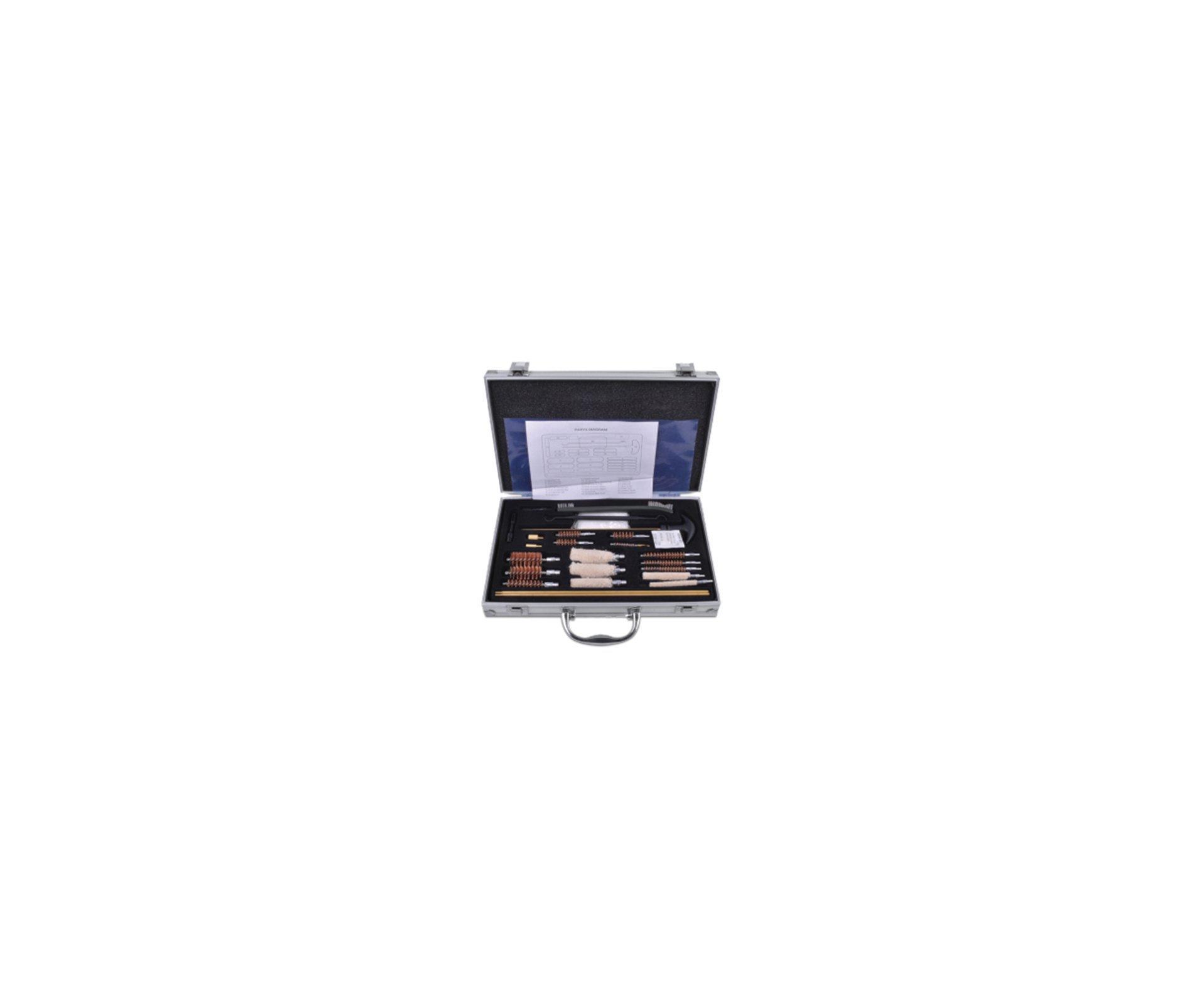 Kit Premium Para Limpeza De Produtos - Universal - 24 Pçs - Gun Clear - Echolife