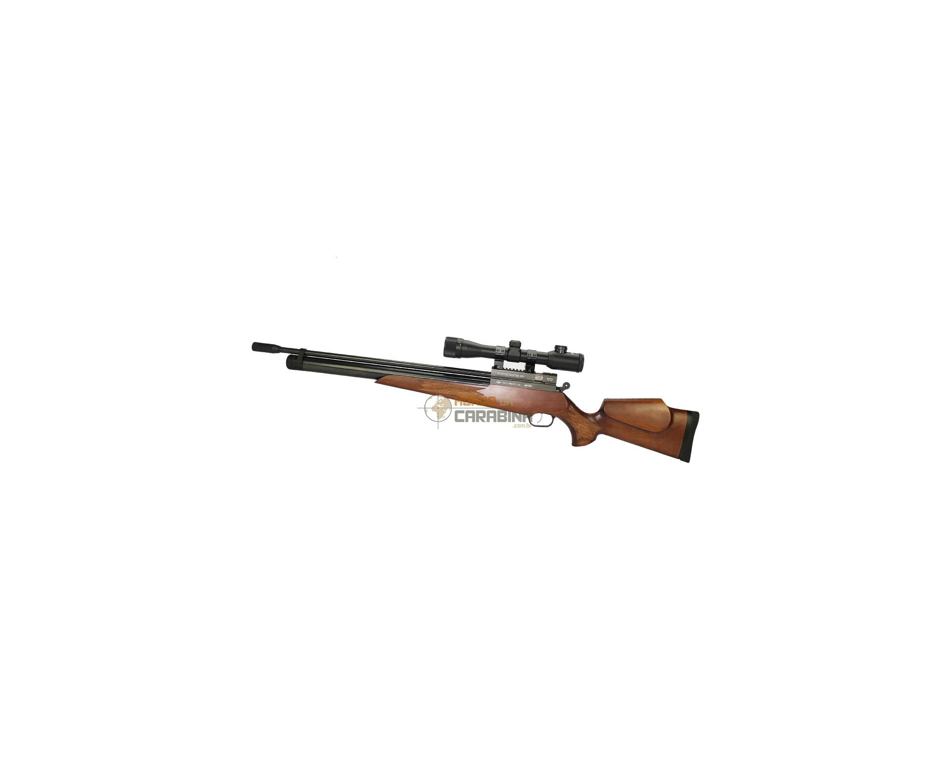 Carabina De Pressão Pcp Hunting Master Ar6 5,5mm - Evanix