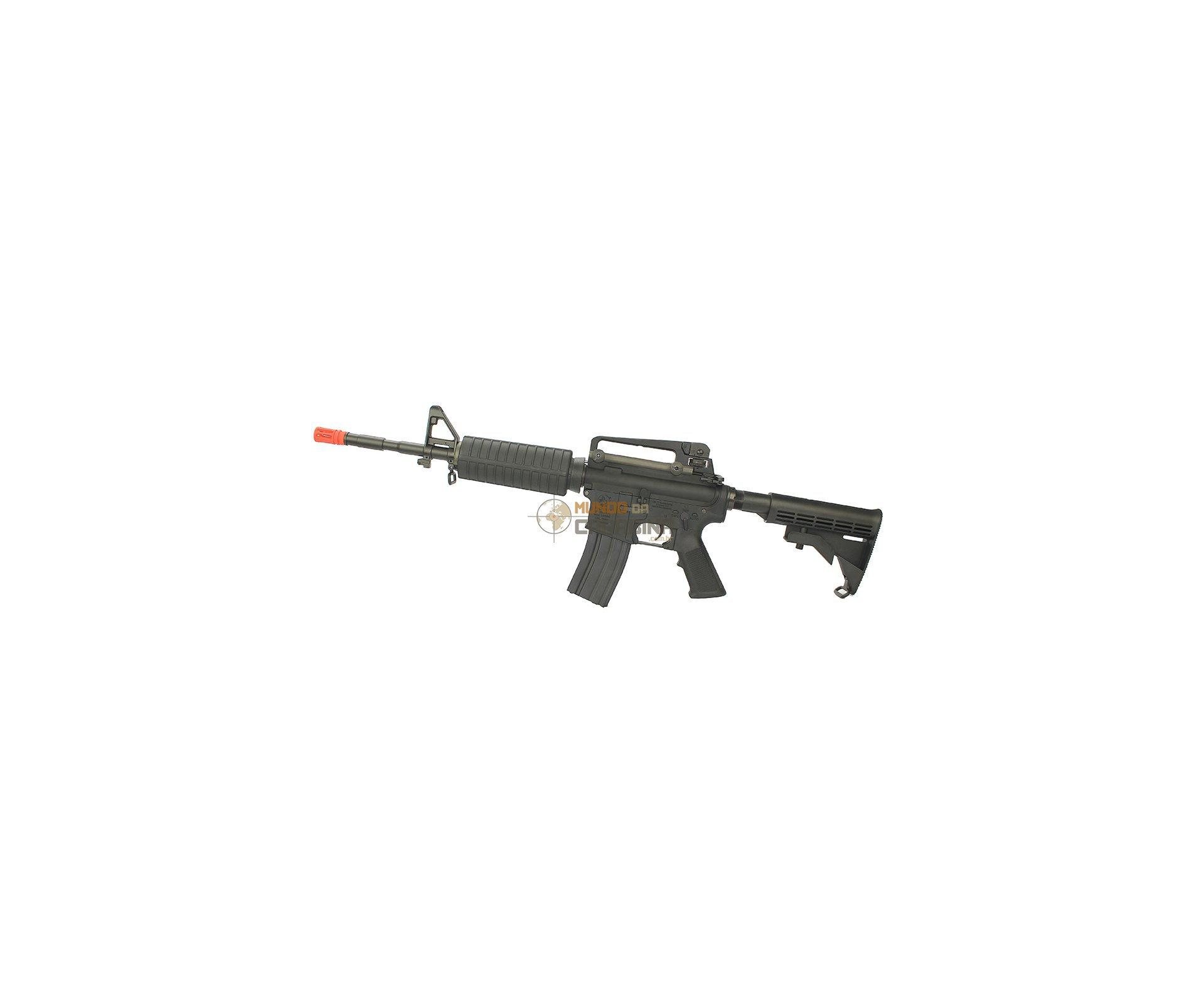 Rifle De Airsoft M4a1 Ultra Grade Cal 6.0mm Bivolt  - King Arms