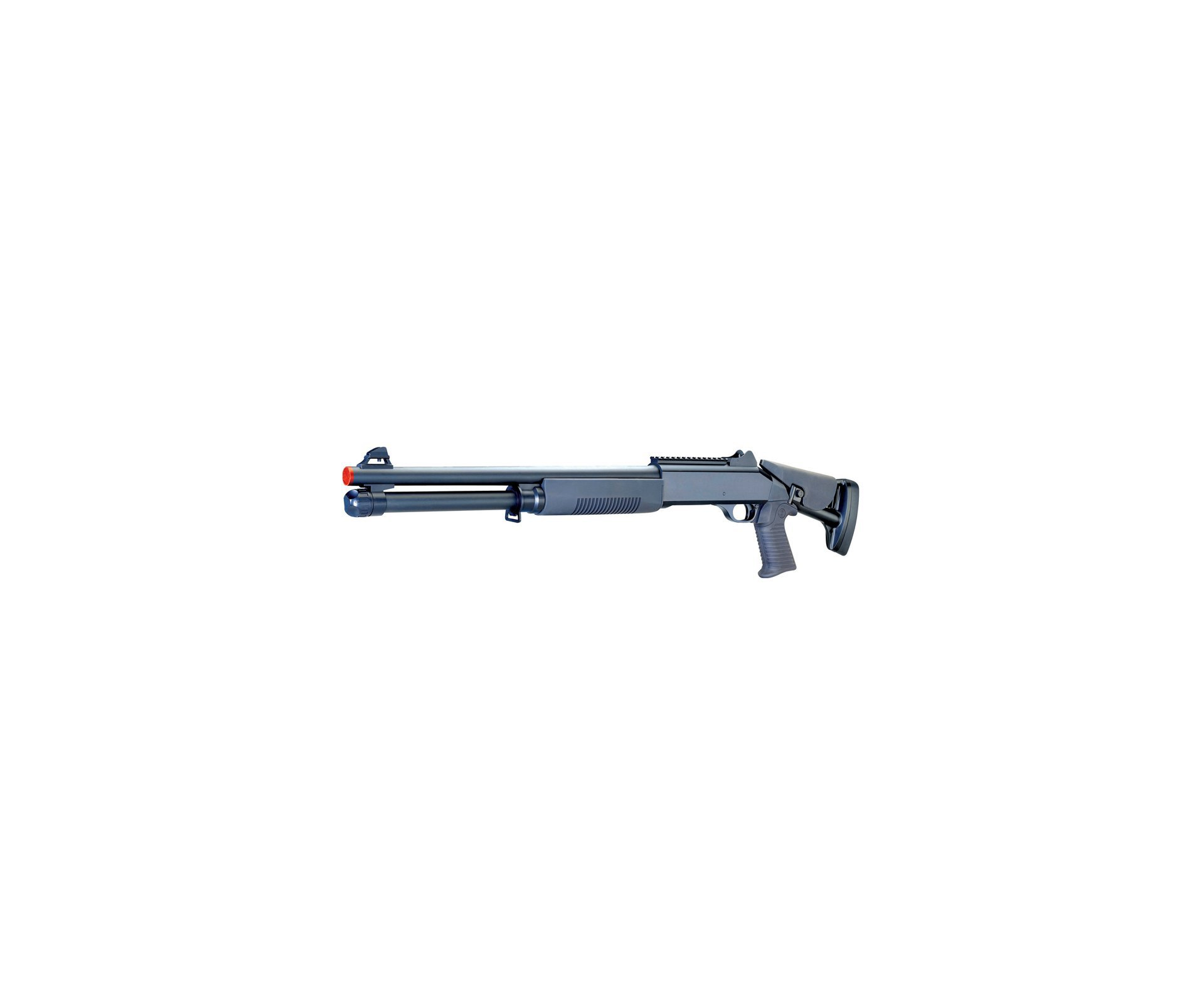 Escopeta Airsoft Shotgun Tactical - Calibre 6,0 Mm - Firepower