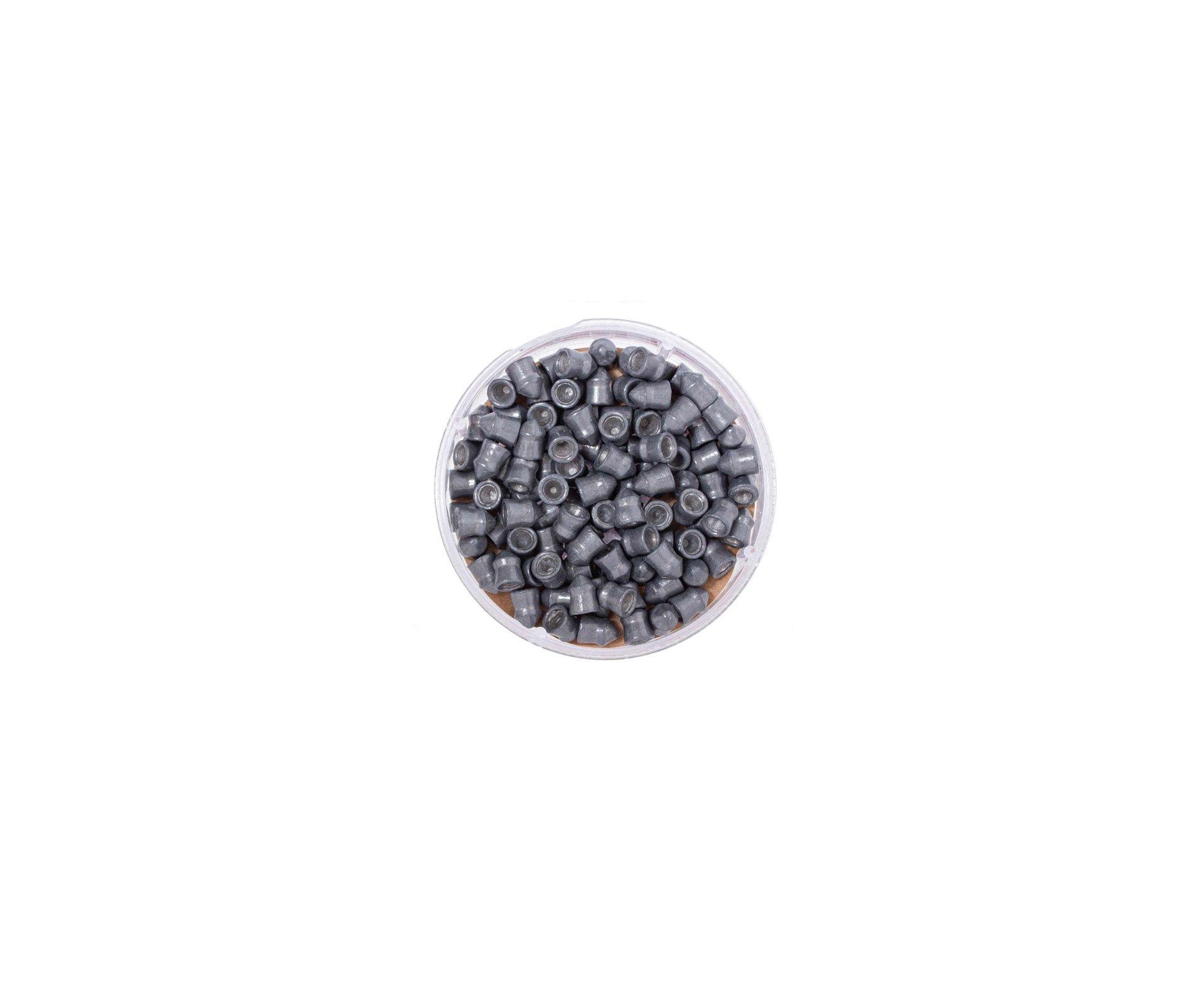 Chumbinho Impacto Calibre 6,0 Mm - 100 Unidades - Chakal