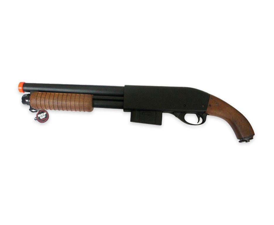 Shotgun Airsoft M870 Versão Curta - Full Metal - 6,0 Mm - Umarex