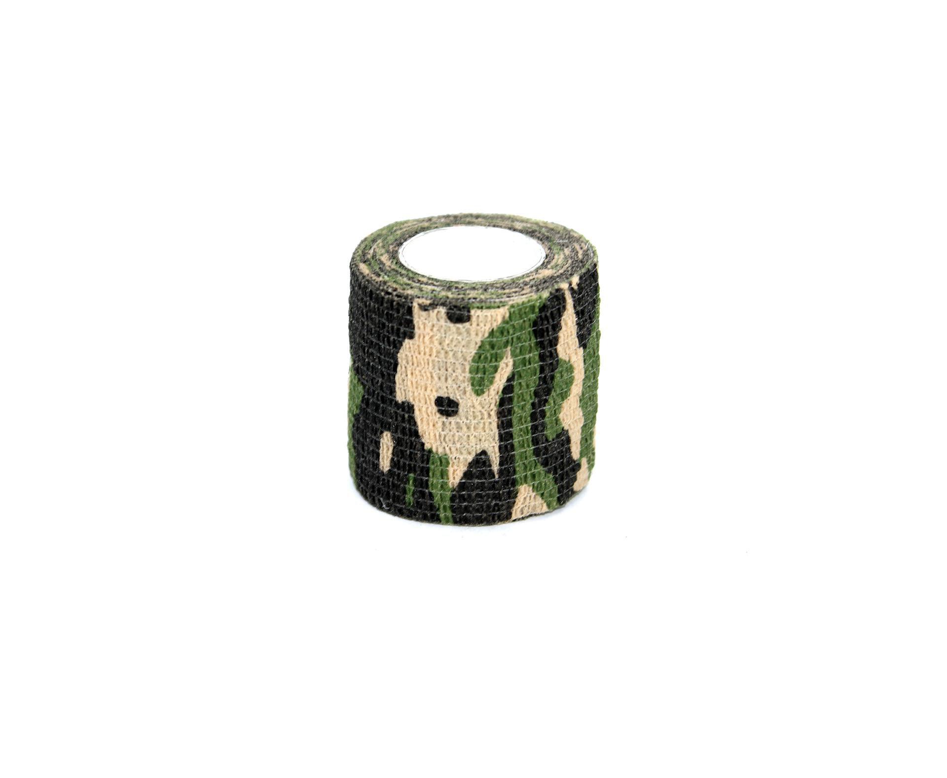 Fita Adesiva Para Camuflagem De Armas - Camu - Camo Tape