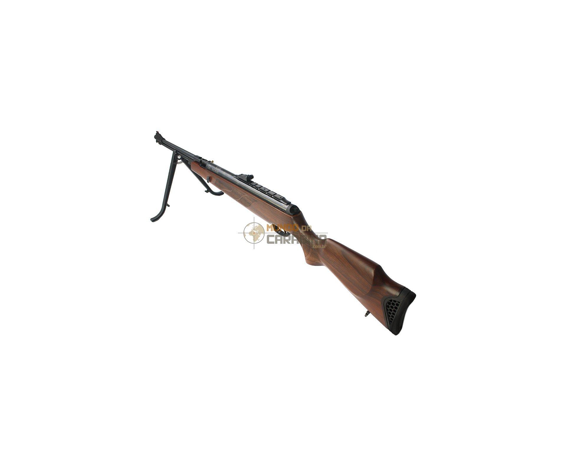 "Carabina De Pressão Hatsan Ht 155 - Calibre 5,5 Mm - Sistema Sas + Capa 52"""