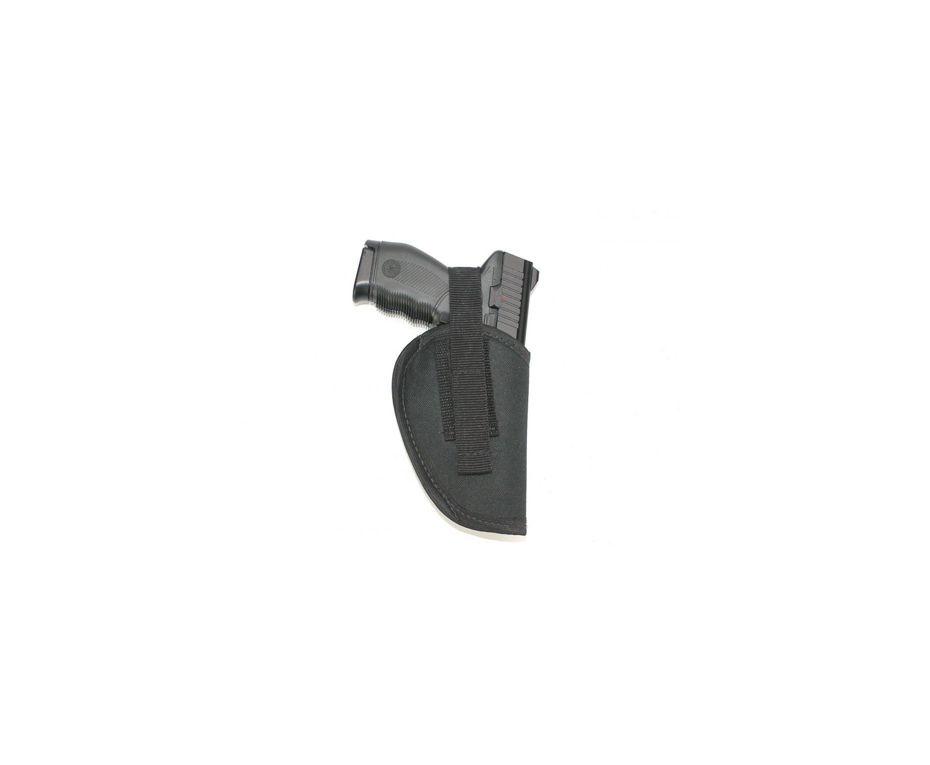 Coldre De Cintura Esquerdo Para Pistolas - Mundo Da Carabina