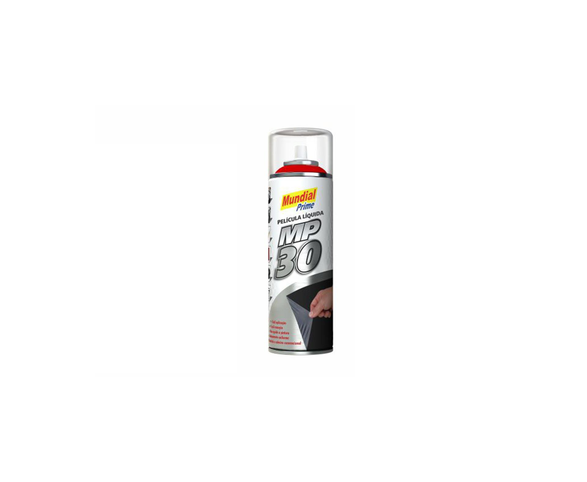 Tinta/película Liquida Mp30 500ml Spray Ug Preto - Mundial Prime