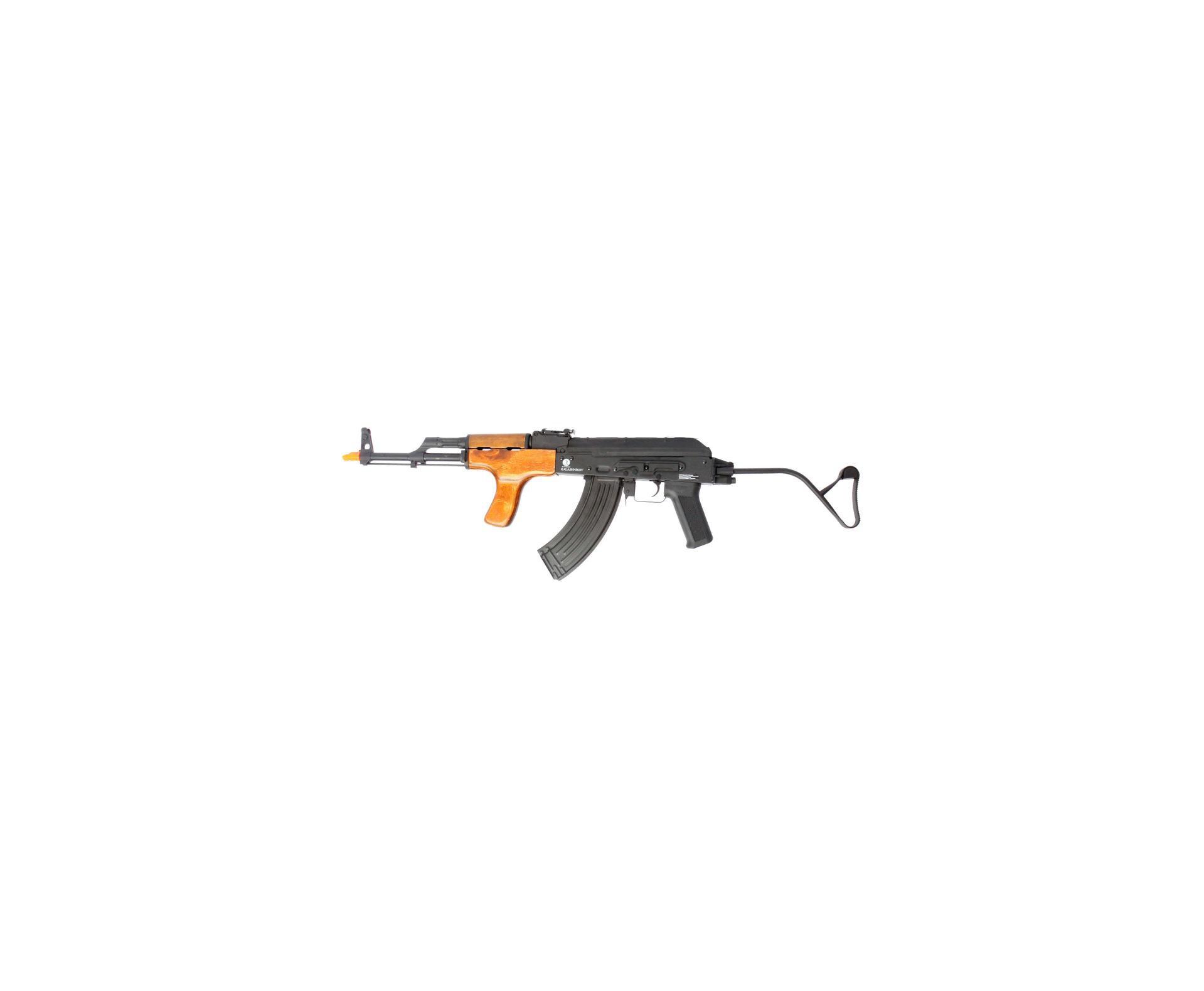 Rifle De Airsoft Ak47 Aims - Full Metal - Blow Back - Cal. 6,0 Mm - Kalashnikov Original
