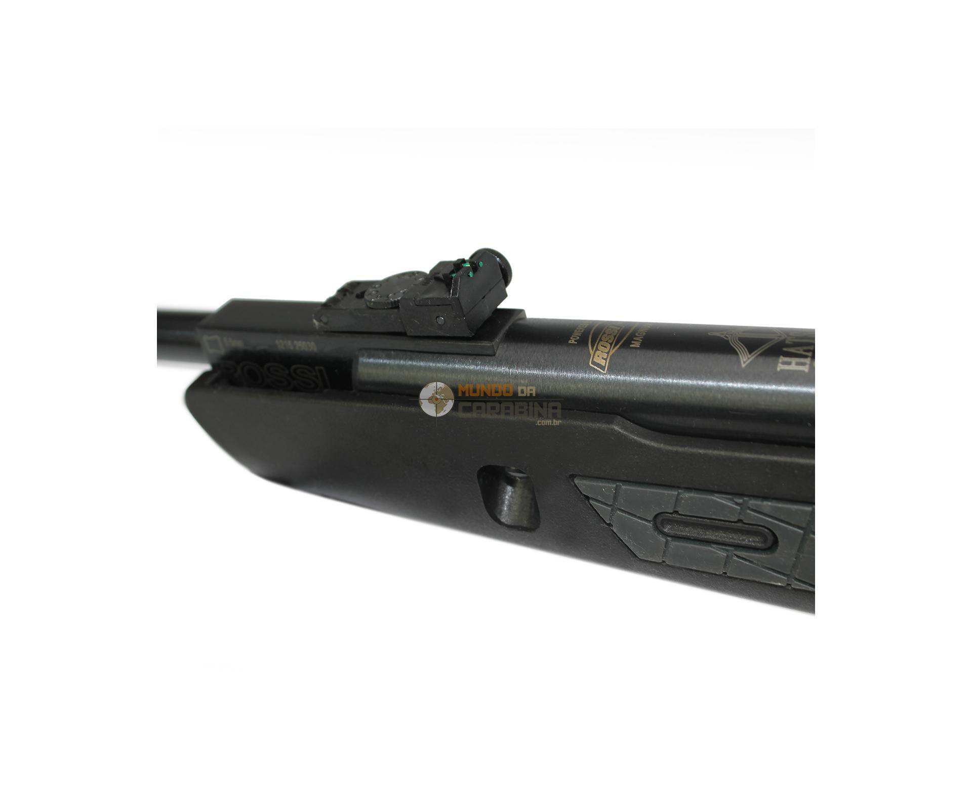 Carabina De Pressão Hatsan Striker 1000s 5,5mm Gas Ram 60kg - Rossi