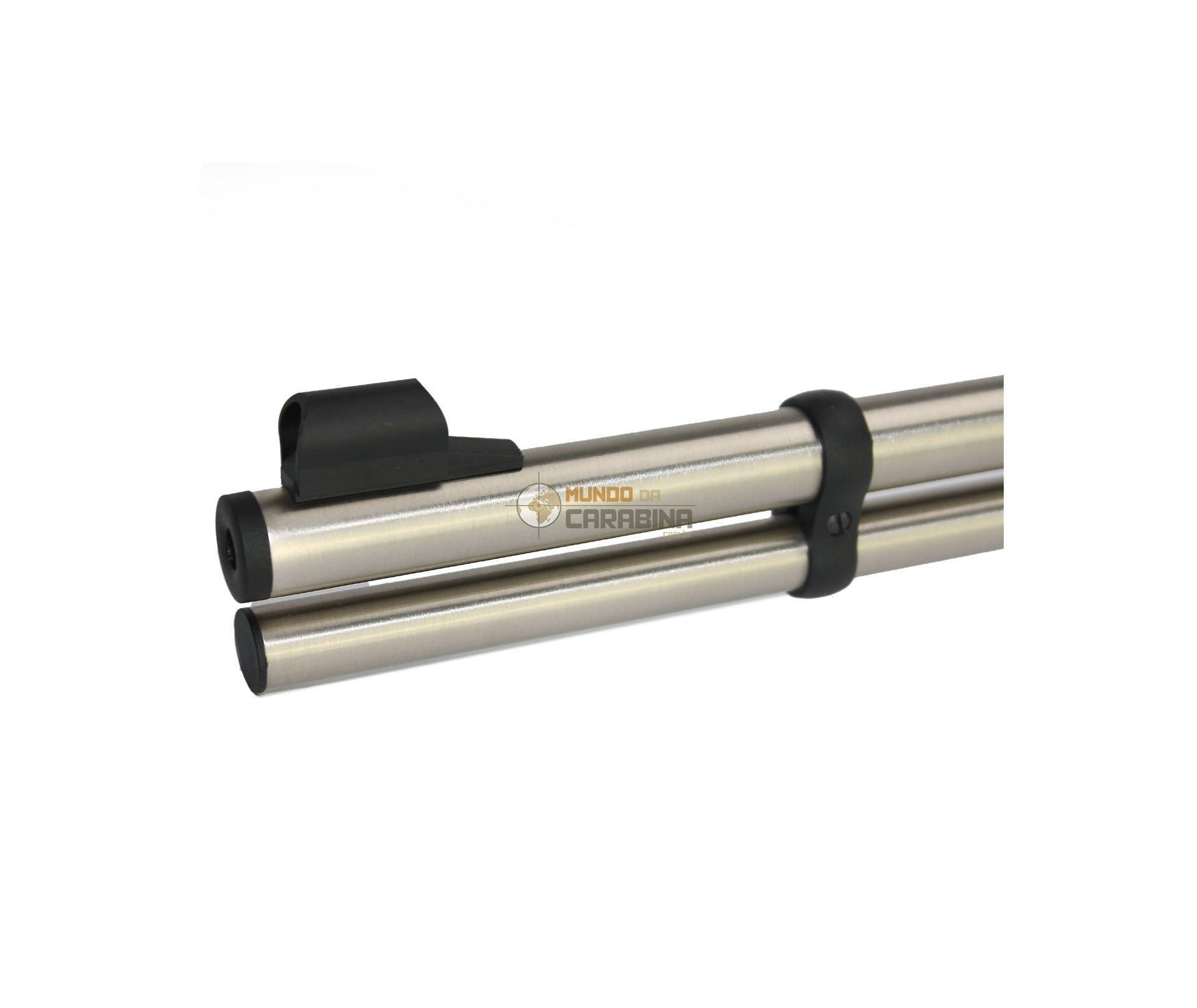 Carabina De Pressão Pcp Puma Walther Lever Action Inox 4,5mm 8 Tiros - Walther