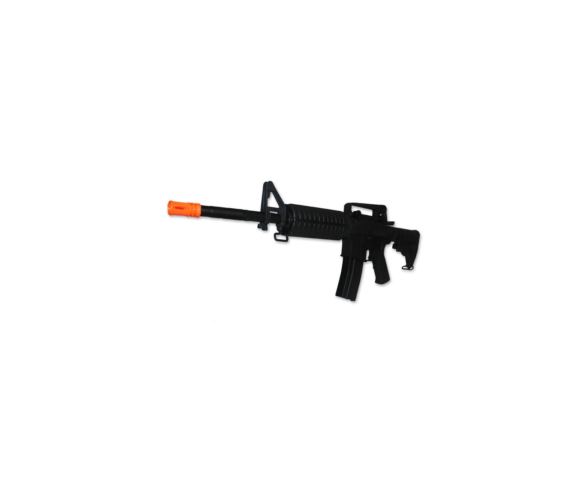 Rifle De Airsoft M4a1 - Full Metal - Calibre 6,0 Mm - Cyma Cm002a1