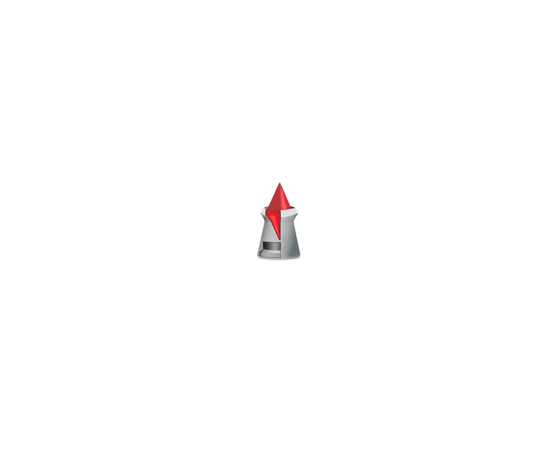 Chumbinho Red Fire - Calibre 4,5 Mm - 125 Unidades - Gamo