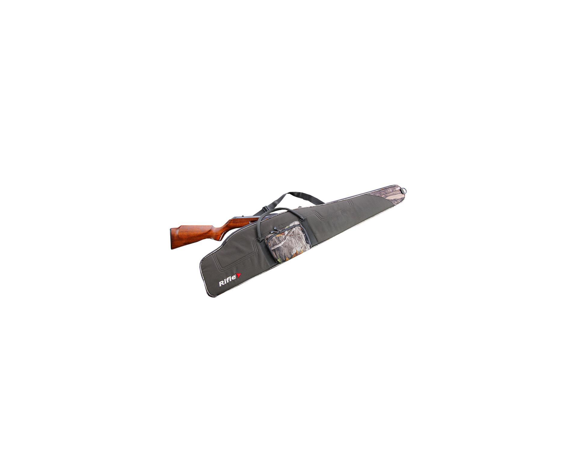 Capa (case) Semi Rígido Arizona - Rifle