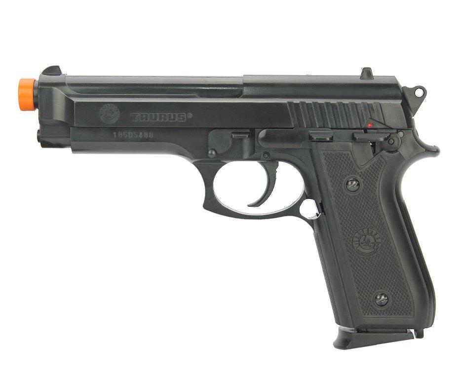 Pistola De Airsoft Taurus Pt92 Spring Calibre 6,0 Mm - Cybergun