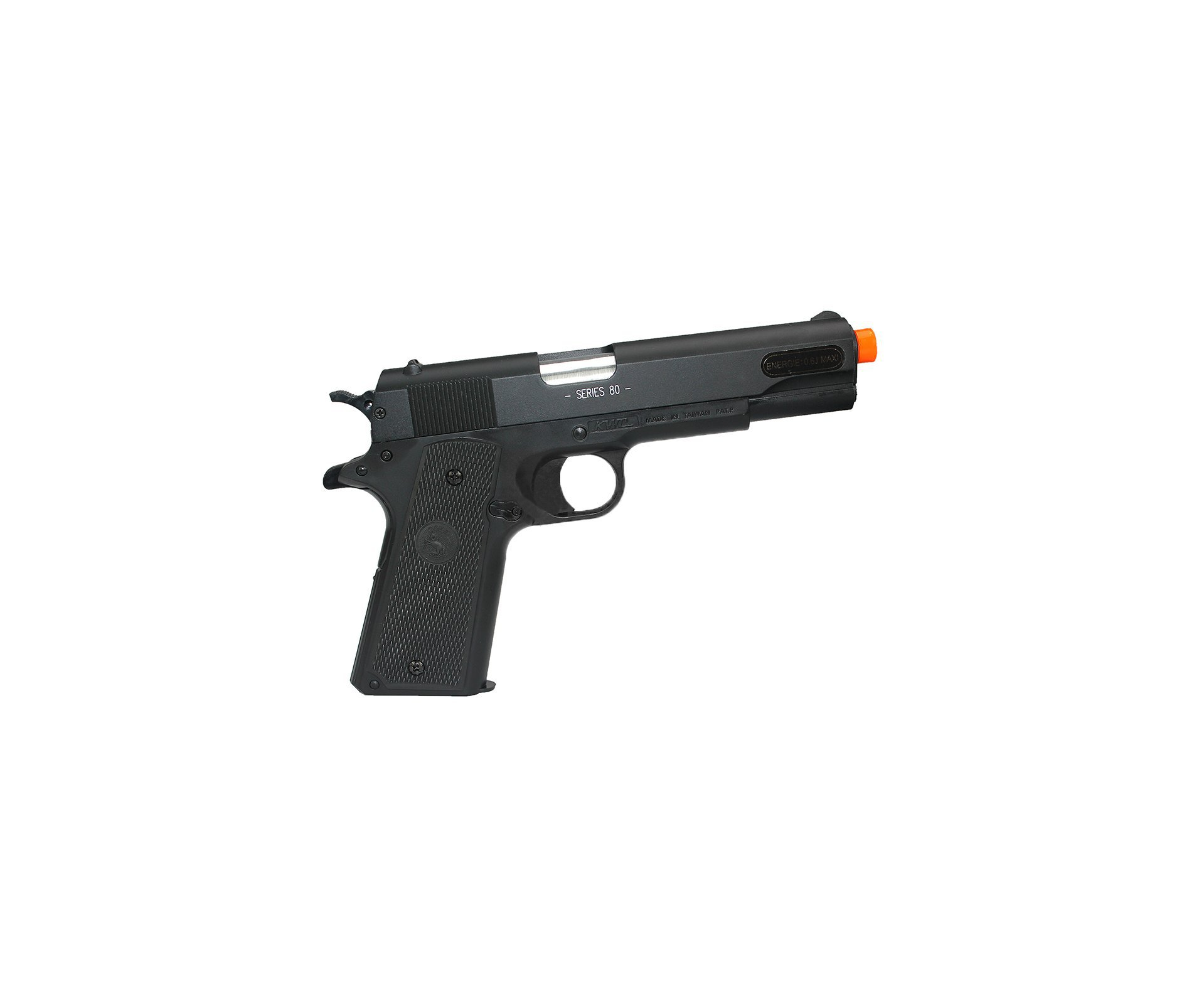 Pistola De Airsoft Colt 1911 A1 Semi Metal Calibre 6,0 Mm - Colt Cybergun
