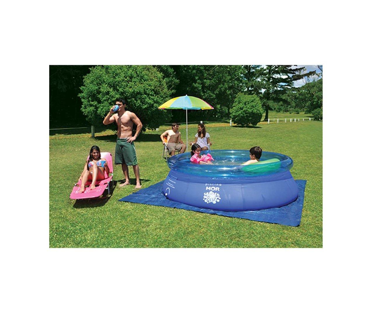 Piscina Inflável Redonda Splash Fun 2400 Litros - Mor