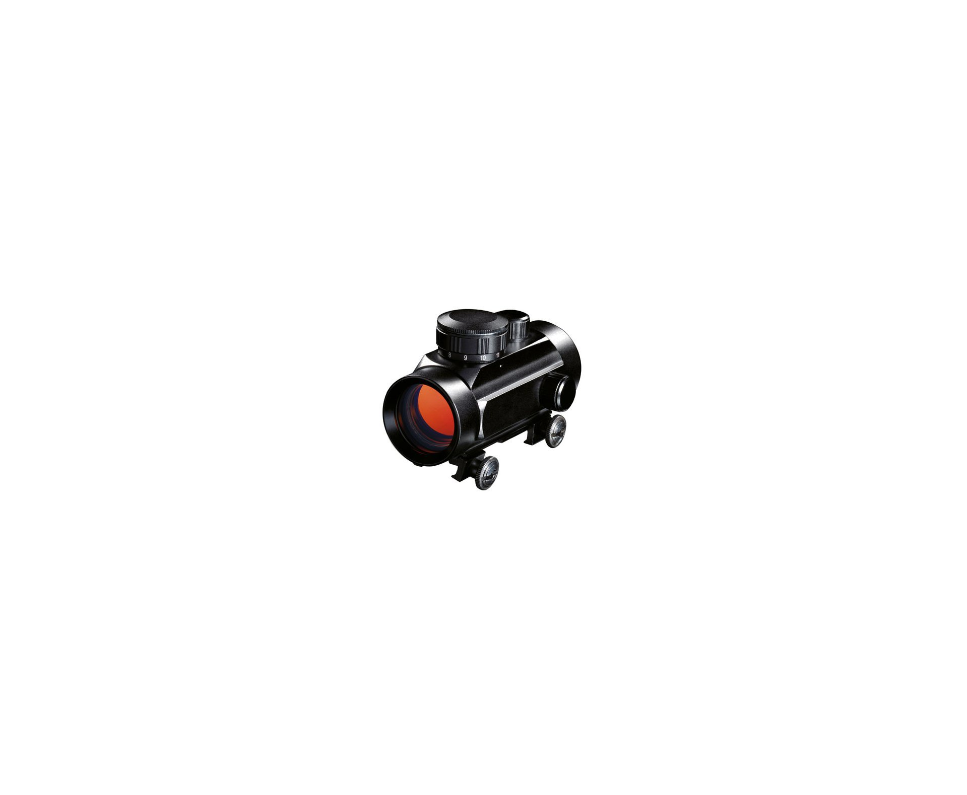 Carabina De Pressão Hatsan Ht 80 Sas 5,5 Mm + Red Dot 1x30 + Capa Rossi