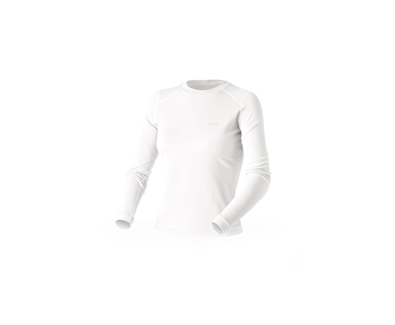 Blusa X-thermo Ds T-shirt Lady Branco - Solo