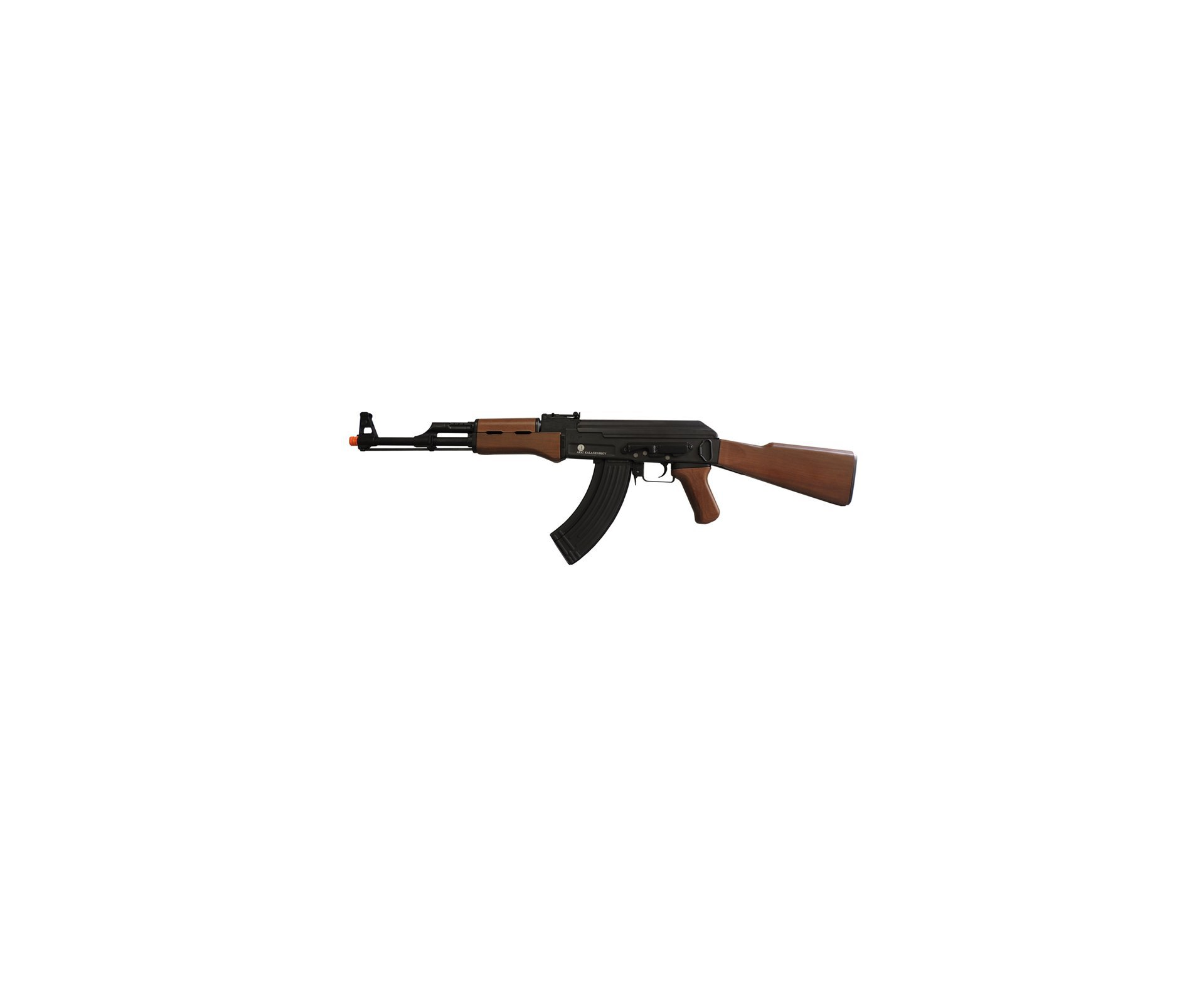 Rifle De Airsoft Kalashnikov Ak47 - Full Metal Blowback - 6,0 Mm - G&g