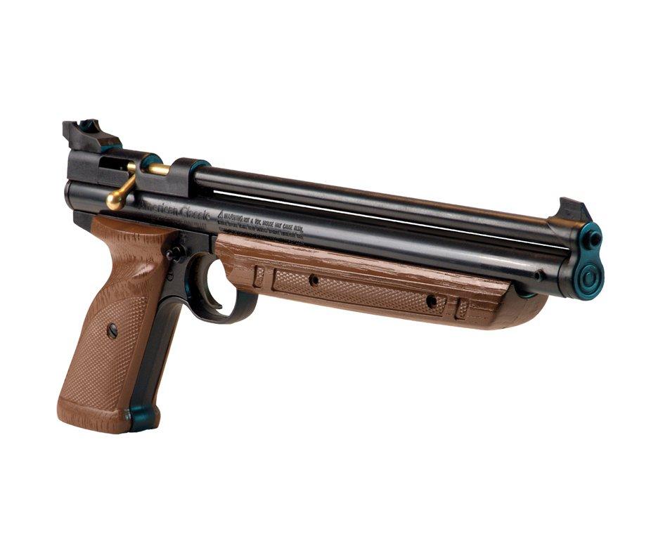 "Pistola De Pressão Crosman 1377 - Calibre 4,5 Mm + Capa 14"""