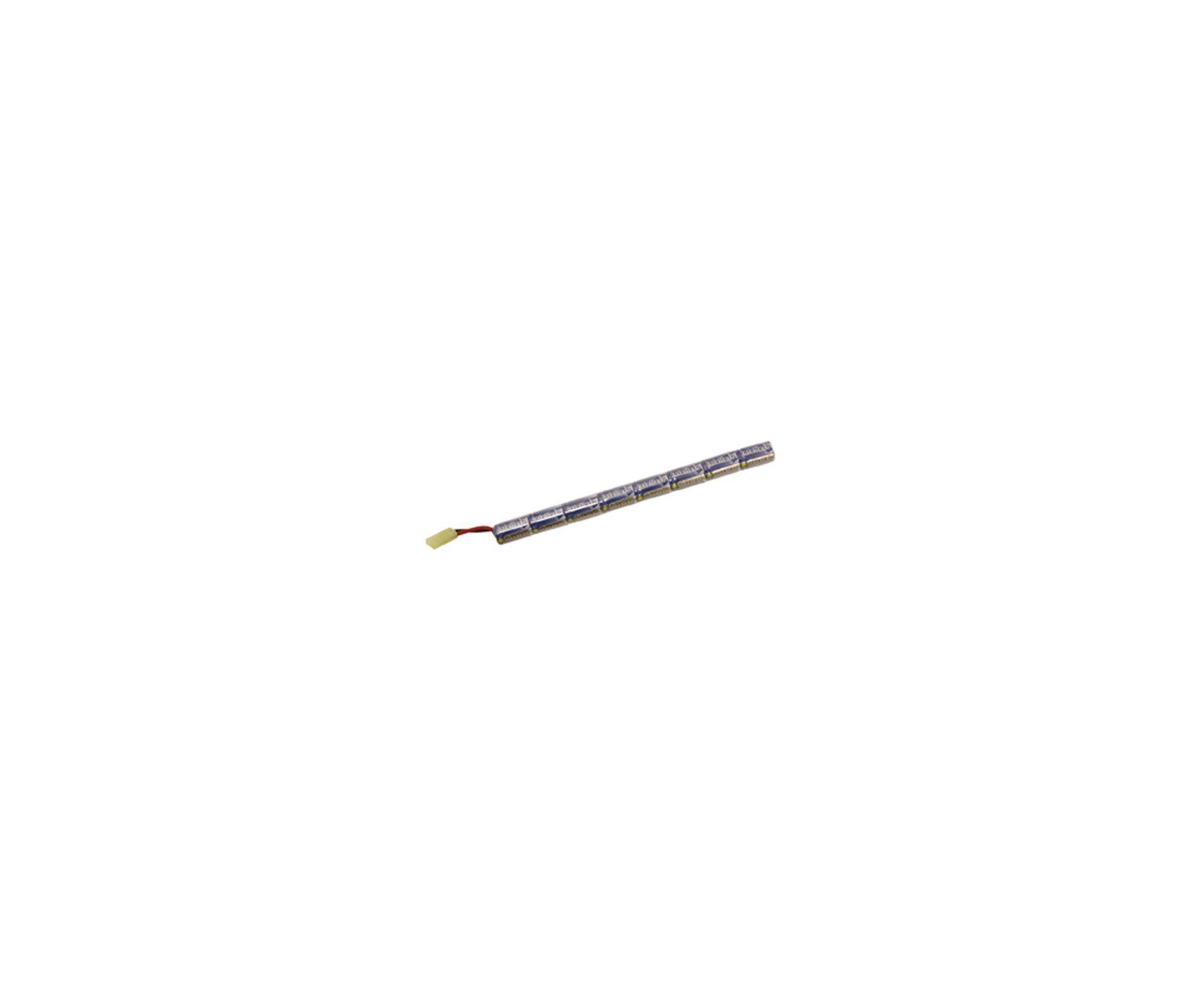 Bateria Para Airsoft 9,6 V 1600mah - C50-3 - Intellect