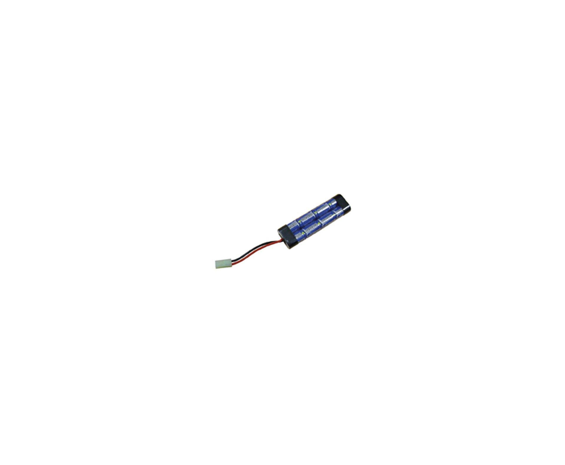 Bateria Para Airsoft 9,6 V 1600mah - C50 - Intellect