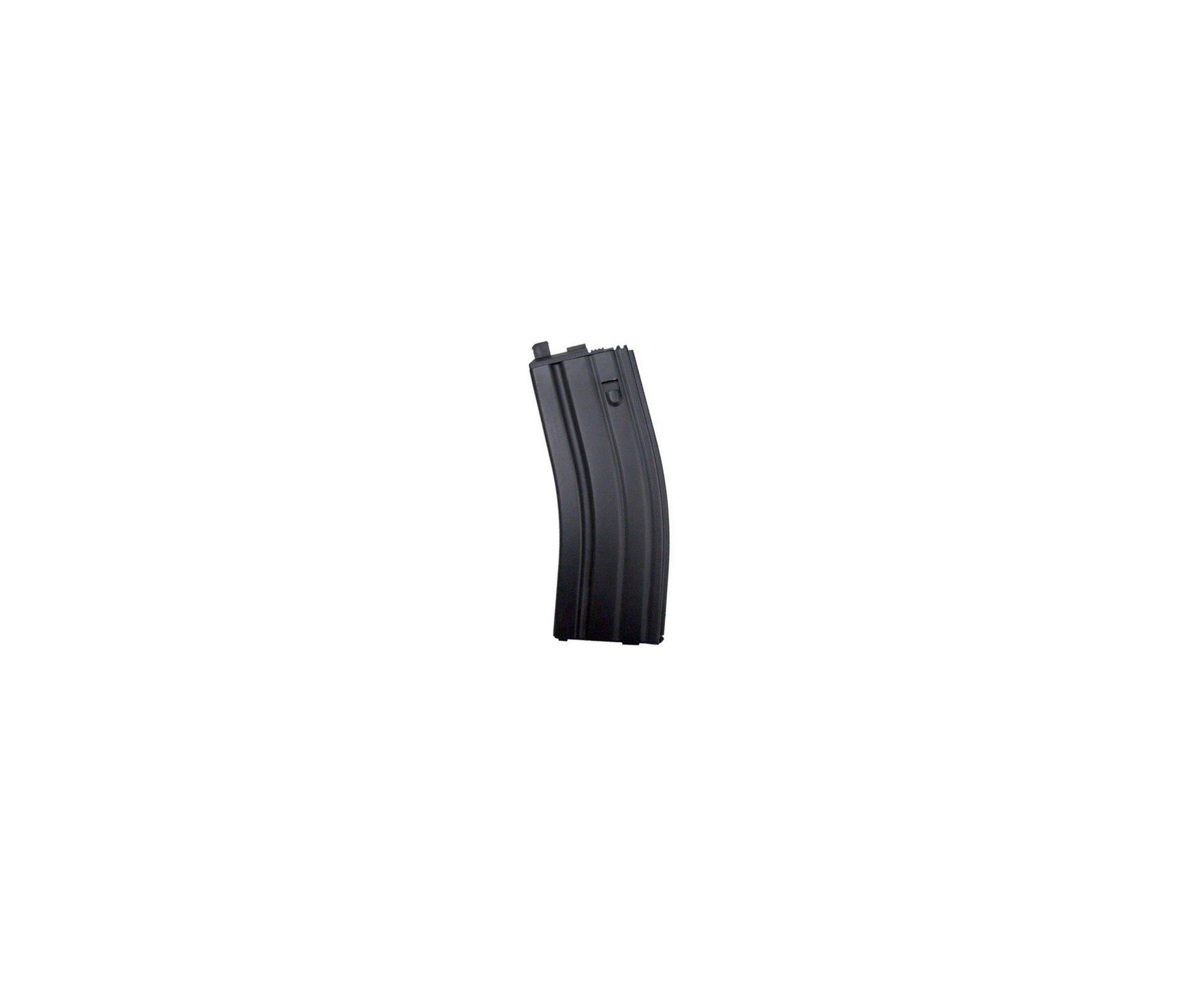 Magazine Para Airsoft Colt M4 - Esfera Plástica 6,0 Mm