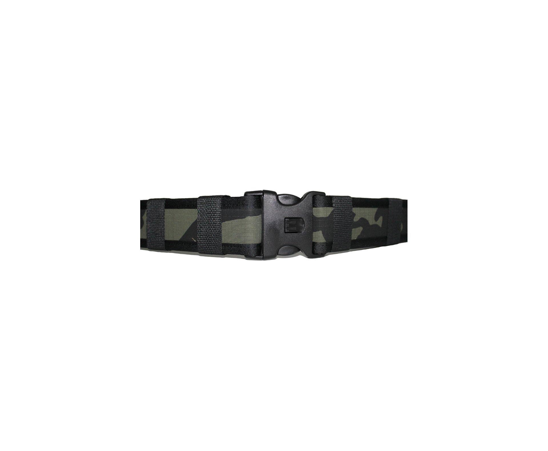 Cinto Tático Camuflado Ajustavel - Swiss+ Arms