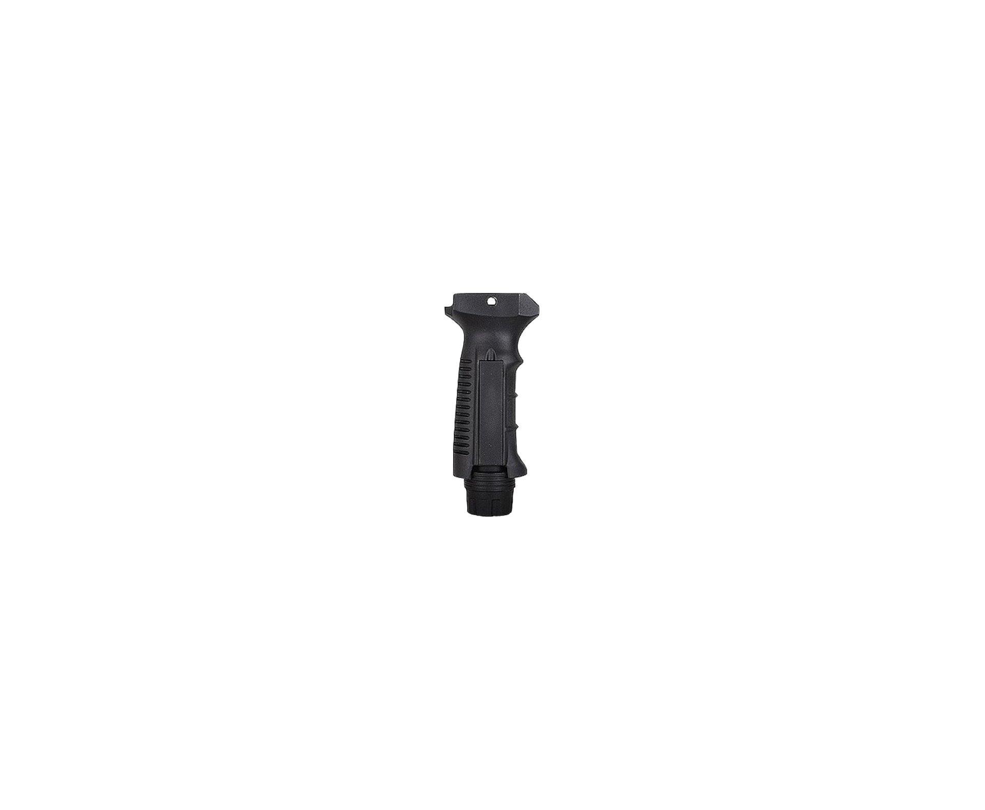 Grip Vertical Com Suporte De Bateria - Swiss+ Arms